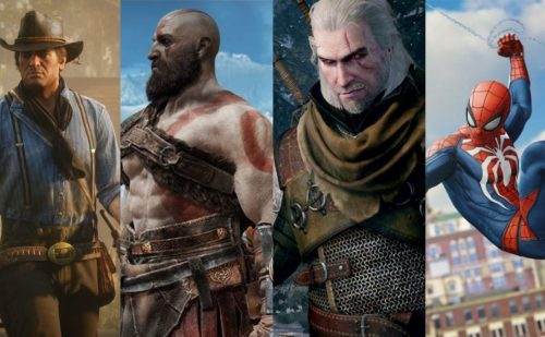 5 PS4 Games You Must Try Out