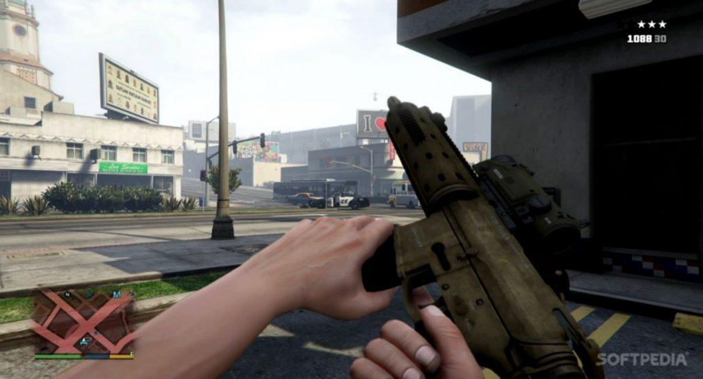Grand Theft Auto gta gameplay