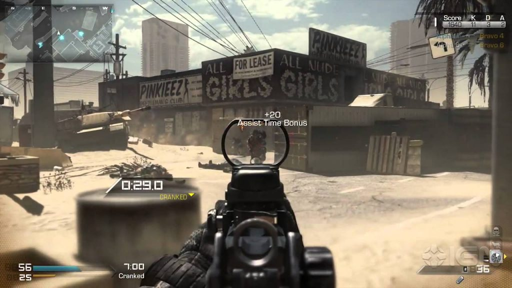 Call Of Duty gameplay best videogame